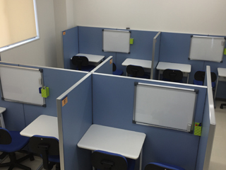 個別指導とクラス指導の併用も可能です。